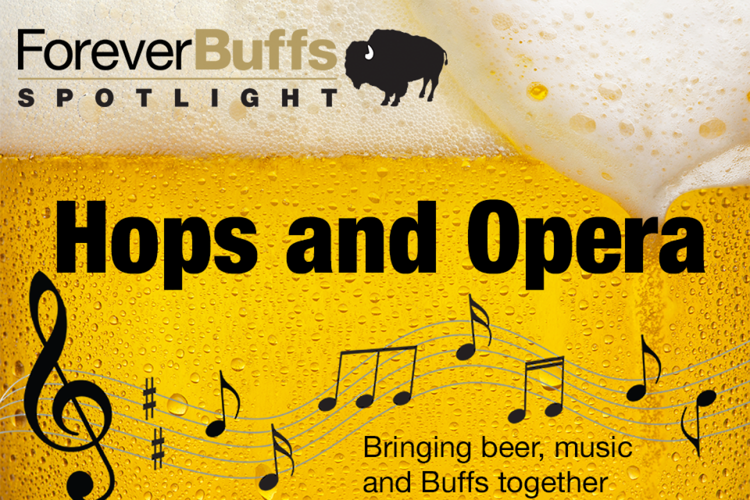 Join us for Hops and Opera