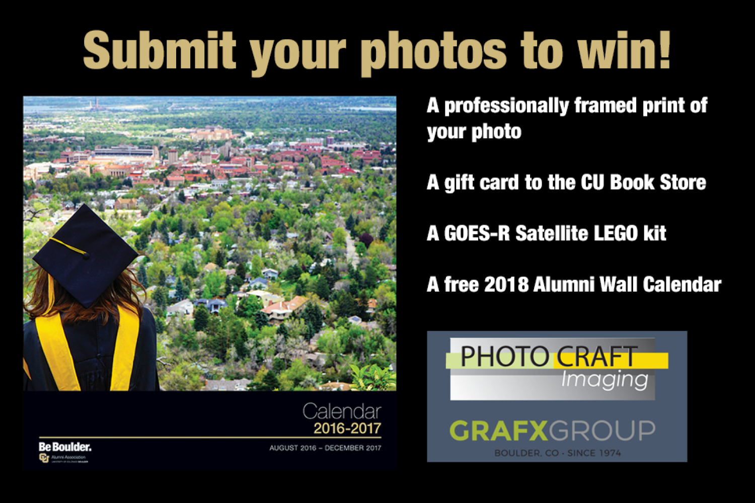 Enter to win the Photo Craft Imaging Photo Contest today.
