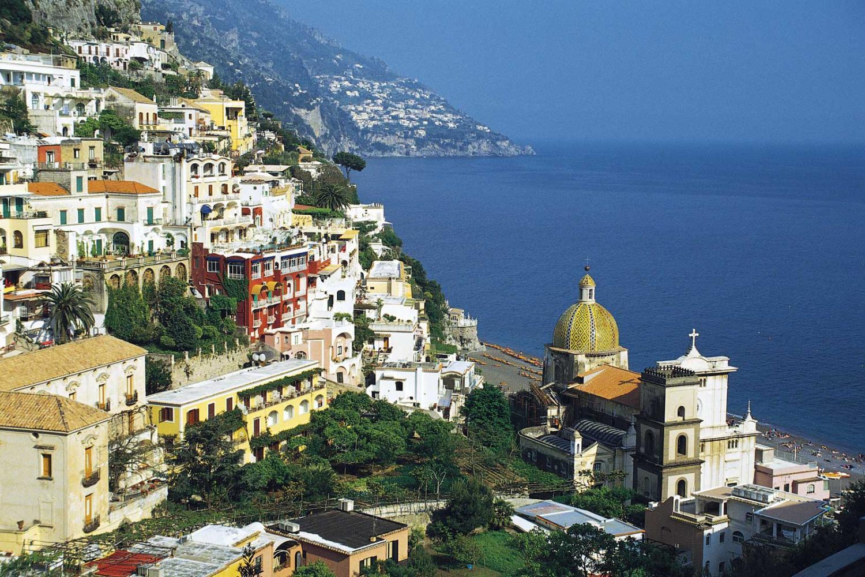 Portrait of Italy Hillside
