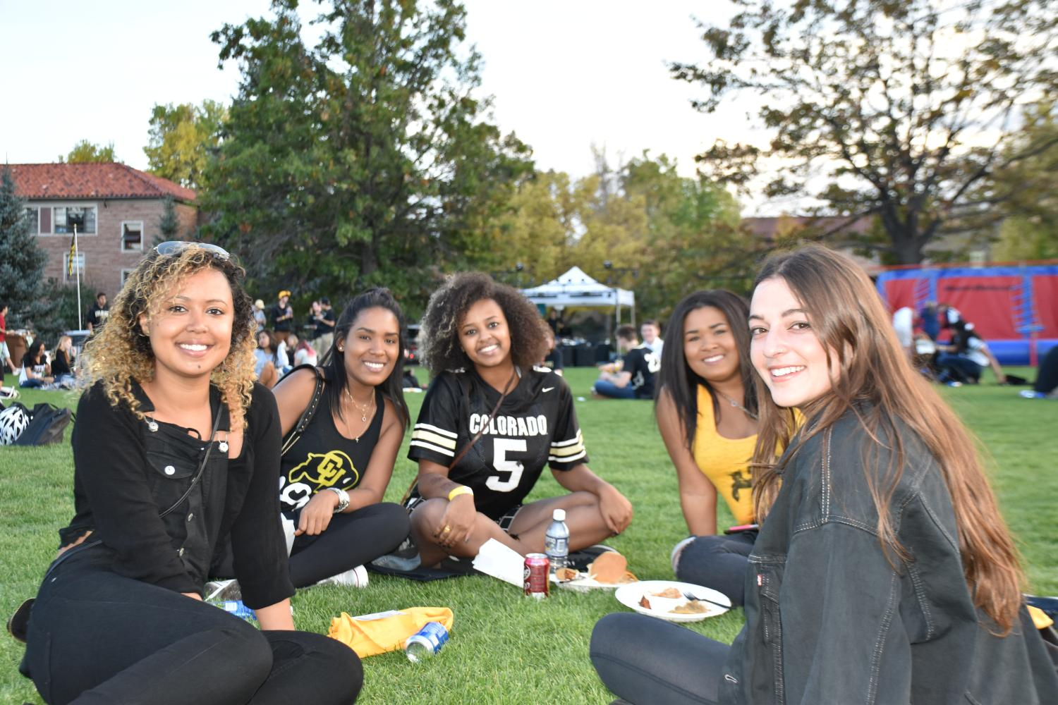 Welcome back to campus Forever Buffs!