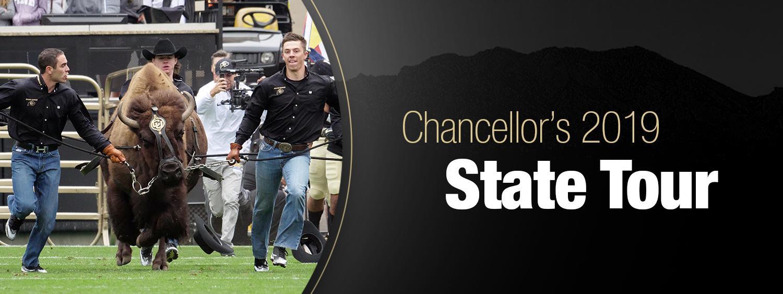 chancellors state tour