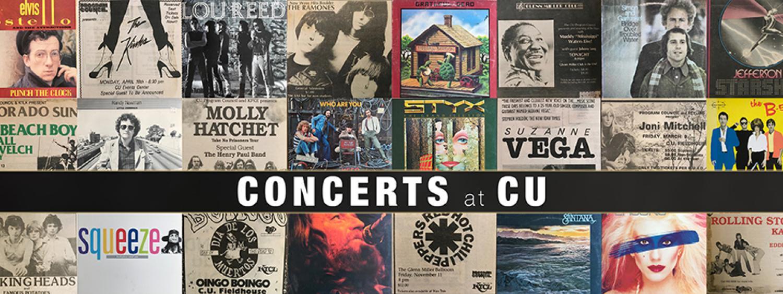 cu concerts