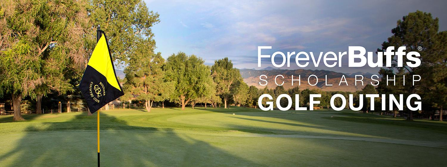 The Forever Buffs Golf Outing Event
