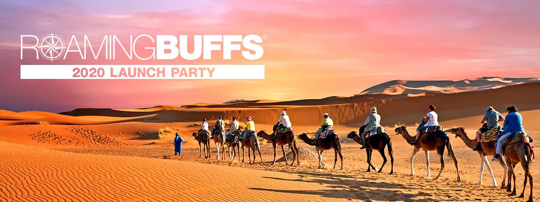 roaming buffs launch party