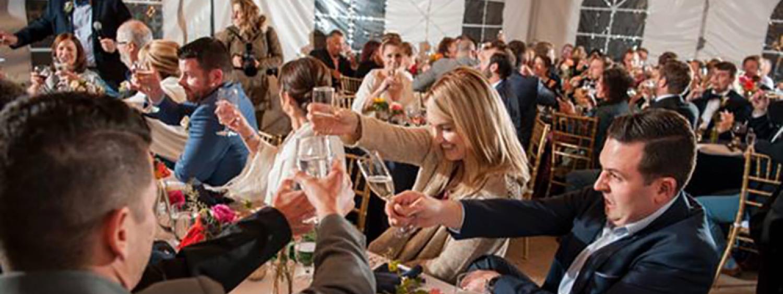 koenig wedding party