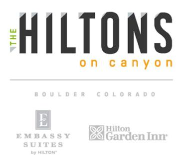 hiltons on canyon logo