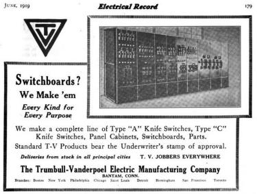 electrical record
