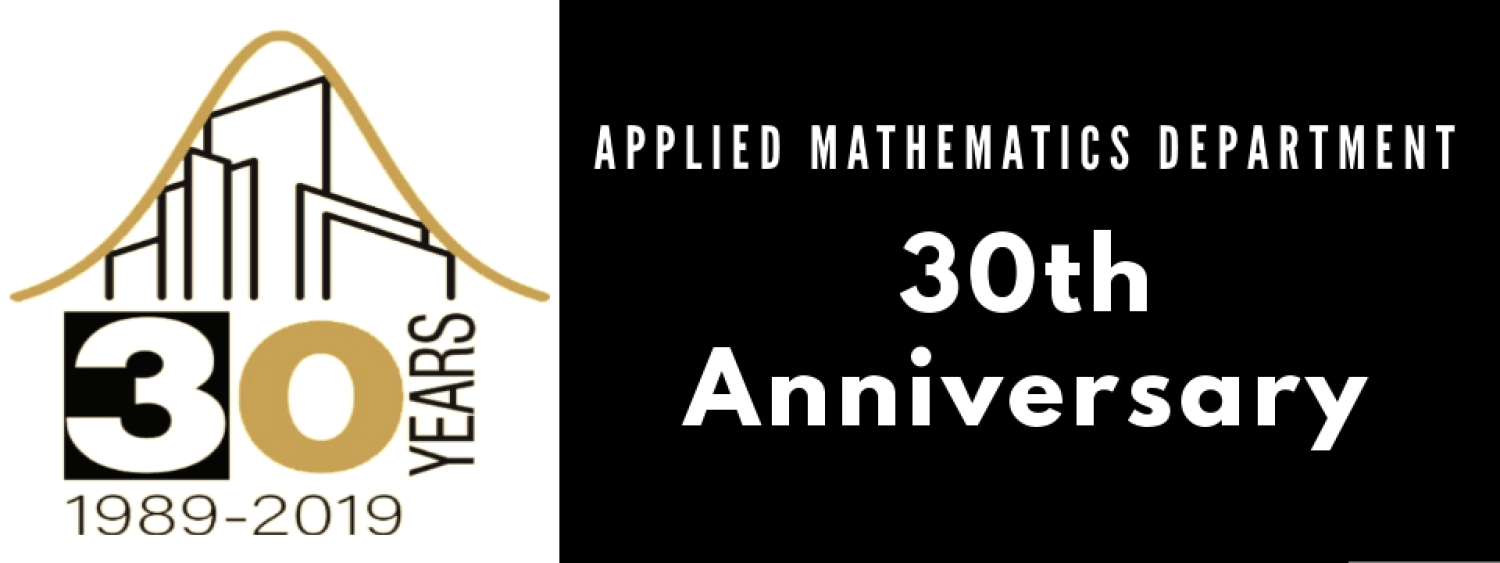 CU Applied Mathematics Department Celebrates its 30th Anniversary and Welcomes Prospective Graduate Students