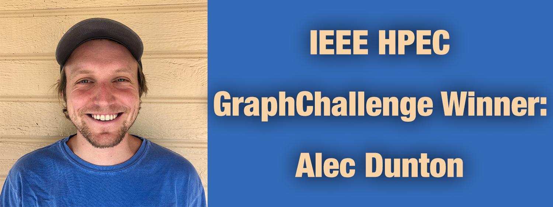 IEEE HPEC GraphChallenge Winner