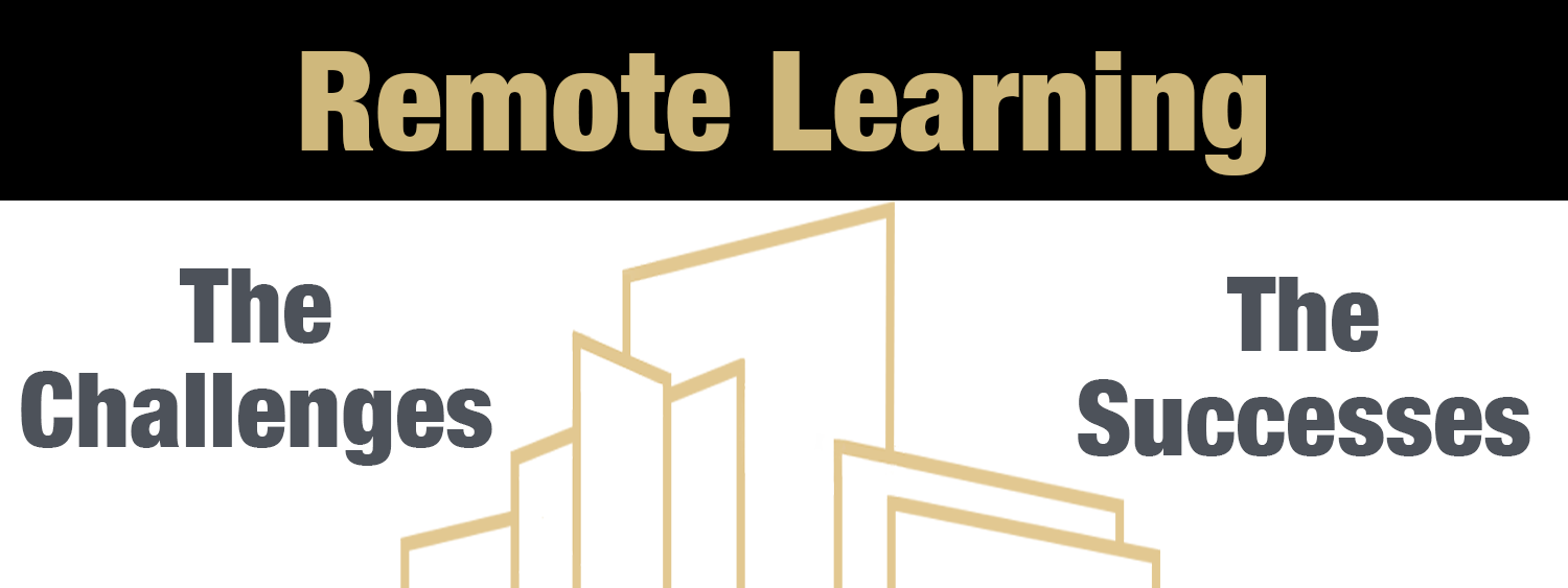 Remote Learning: The challenges and successes