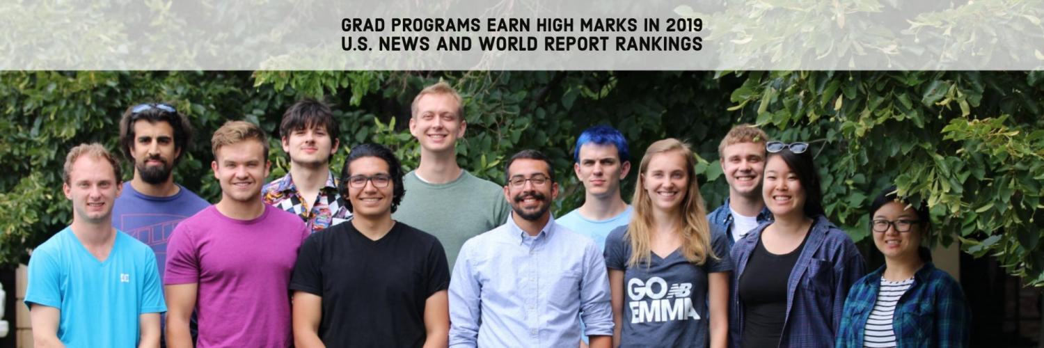 2017 Applied Math Graduate Students
