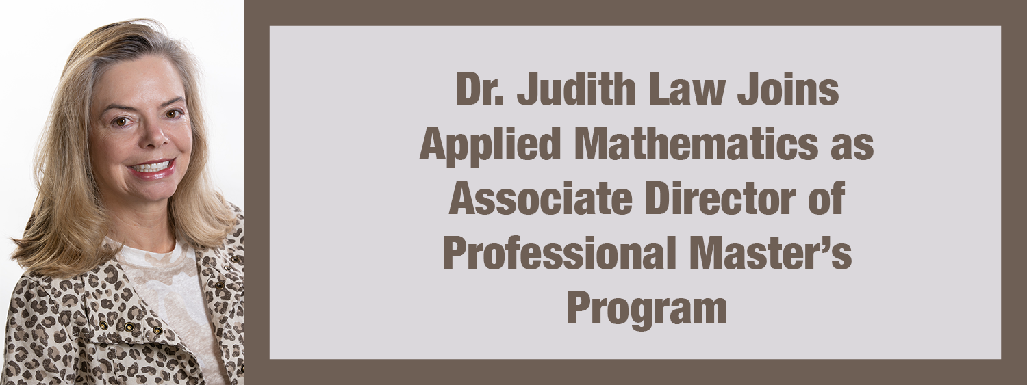 Judith Law Joins APPM as Associate Director of PMD