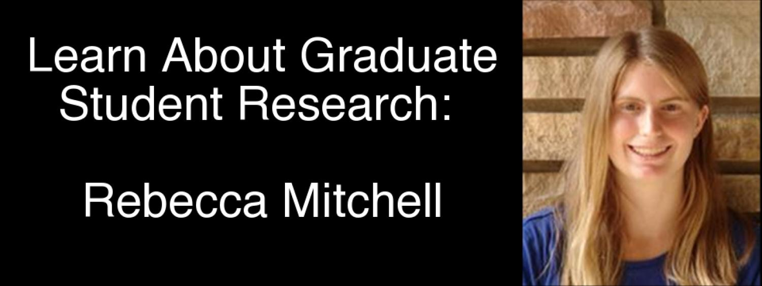 Rebecca Mitchell's Research