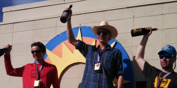 Jeffrey Gay Champion