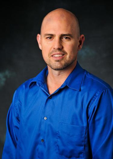 Dr. Vance Headshot
