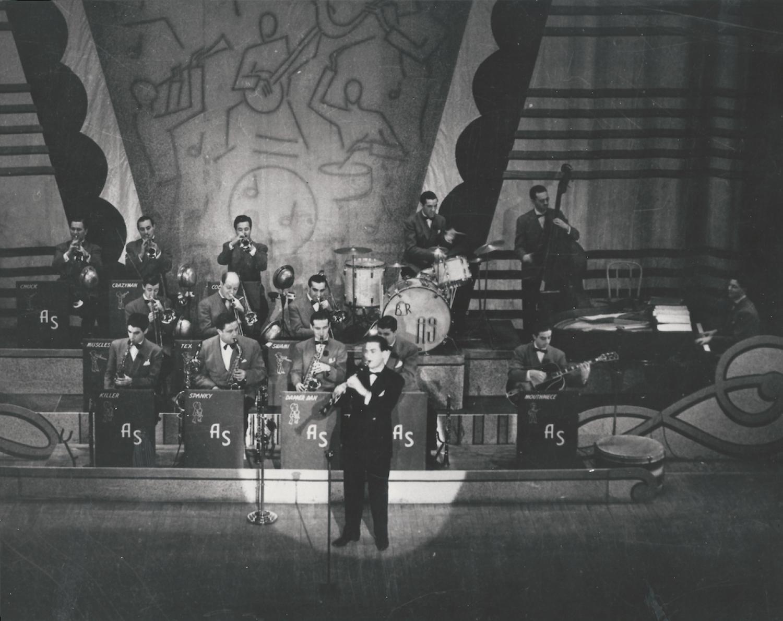 Artie Shaw Strand Theater 1939