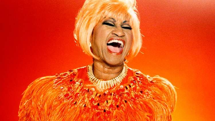 Celia Cruz photo