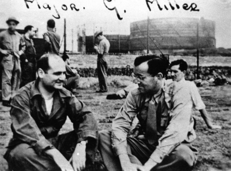 Jerry Gray and Glenn Miller