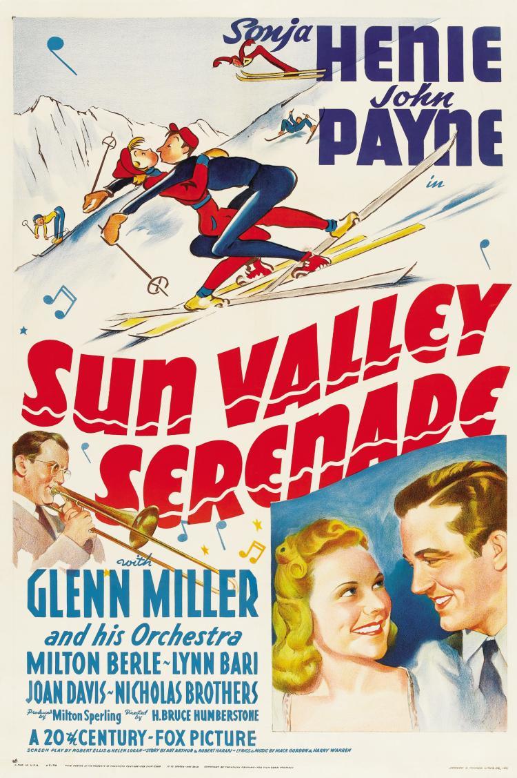 Sun Valley Serenade - 1941