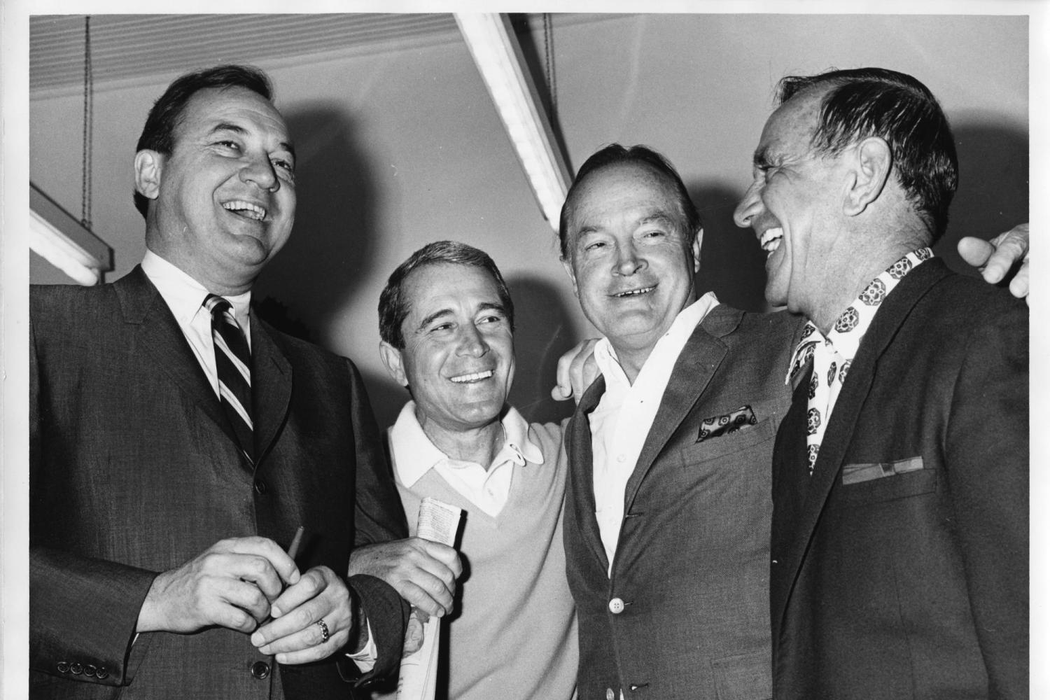 Perry Como and friends