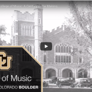 Video of History of College of Music