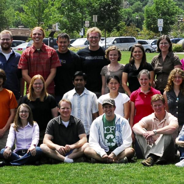 Anseth Group picture 2010