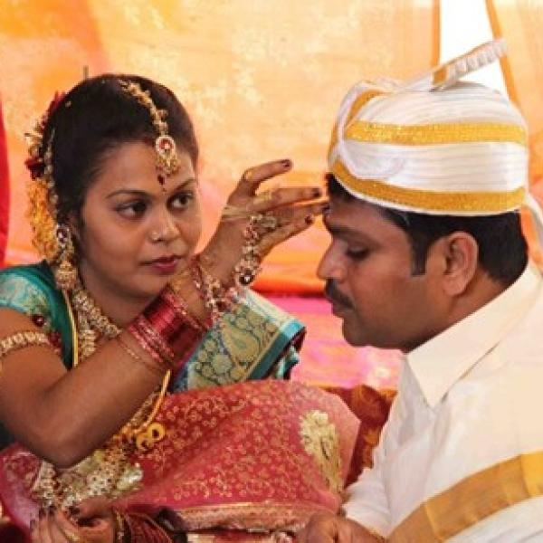 Sri Lankan couple