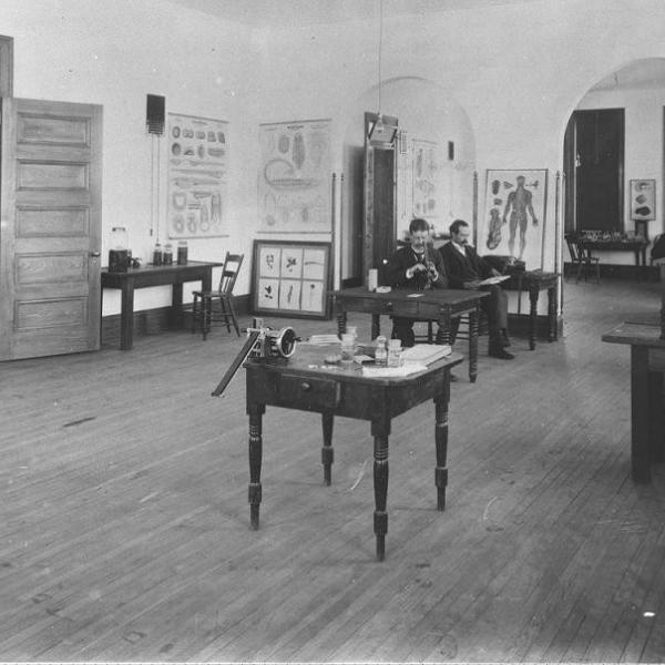 Hale Science Building