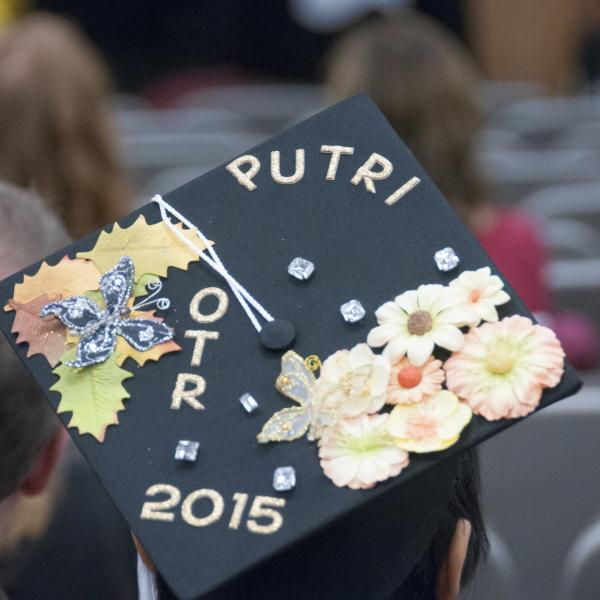 2015 Summer Commencement