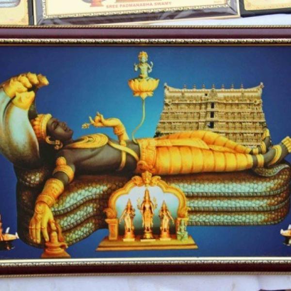 Lord Padmanabhaswamy