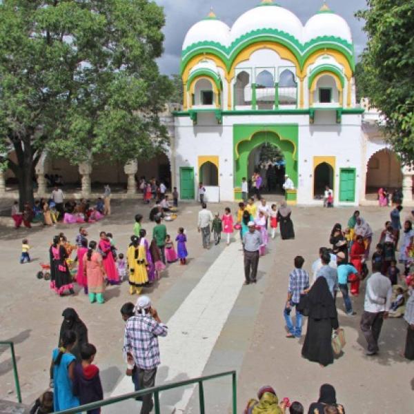 Sufi shrines