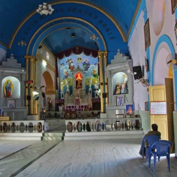 McGilvray cathedral