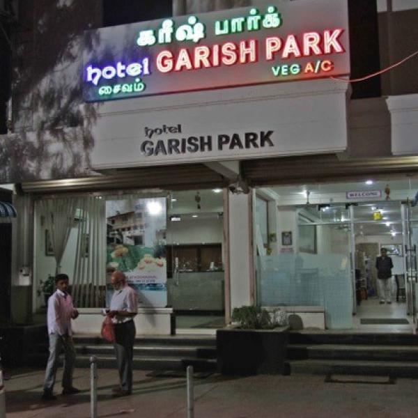 Hotel Garish Park