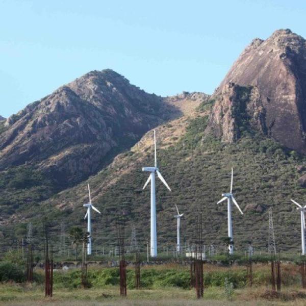 McGilvray wind turbines