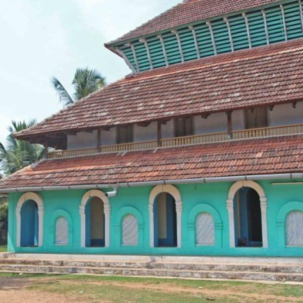 Mishkal Palli mosque