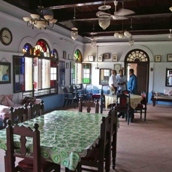 Muslim matrilocal house in Tellicherry