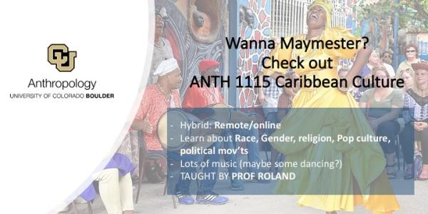 ANTH 1115 Promo Slide with Cuban street musicians and dancers