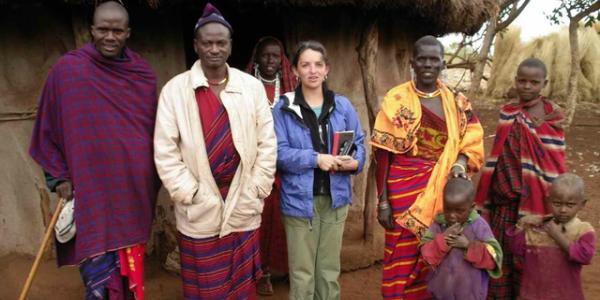 interview in mamire tanzania