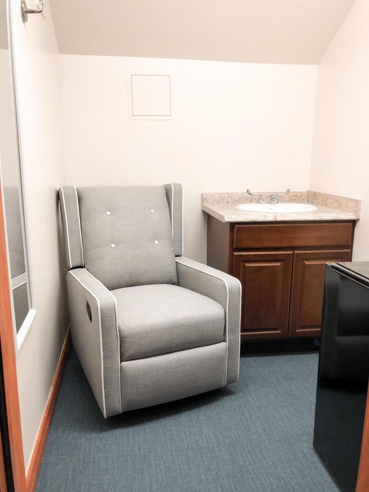 Hale Lactation Room