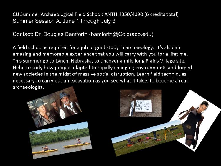 Field school Ad 2020