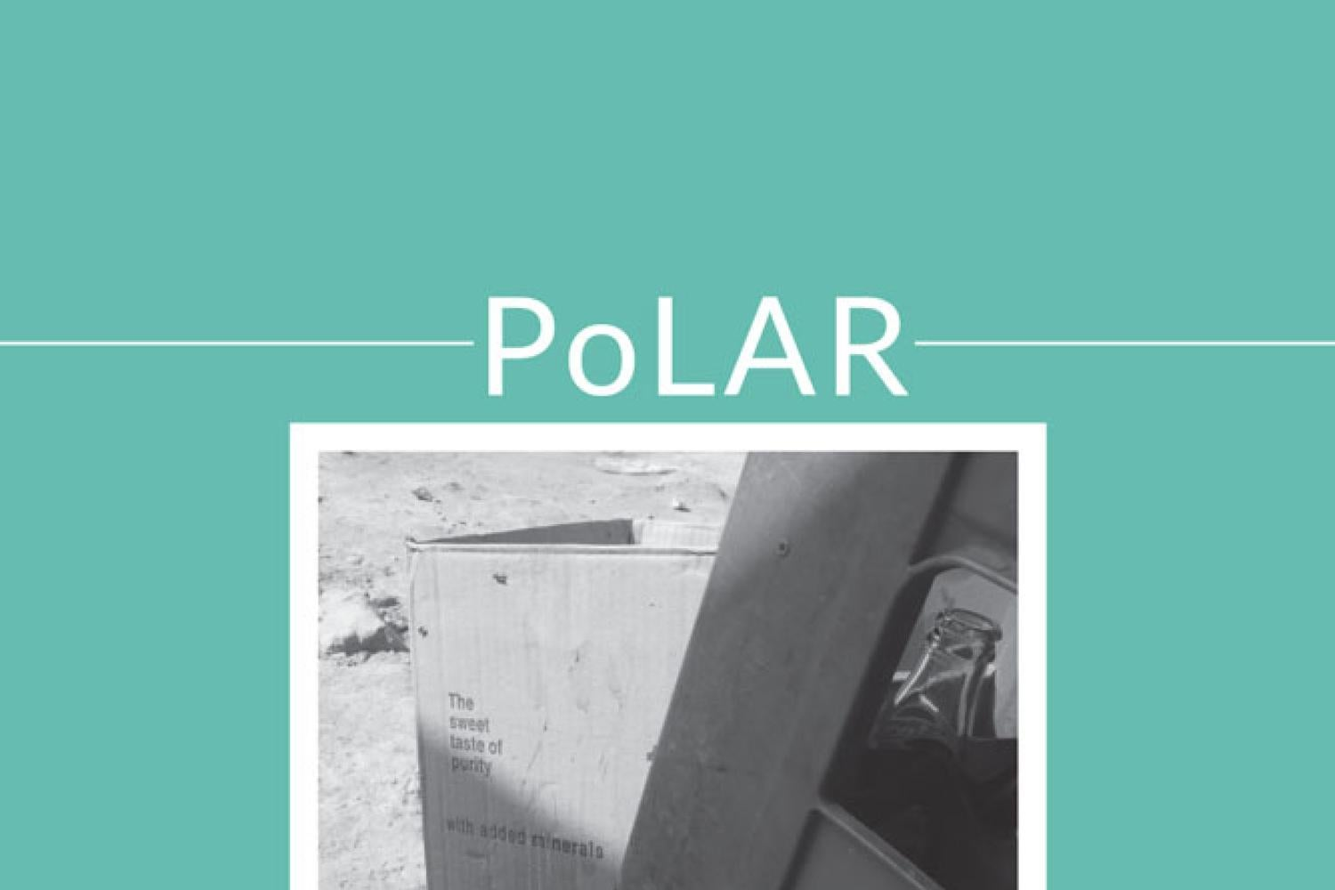 PoLAR: Political and Legal Anthropology Review Journal Cover