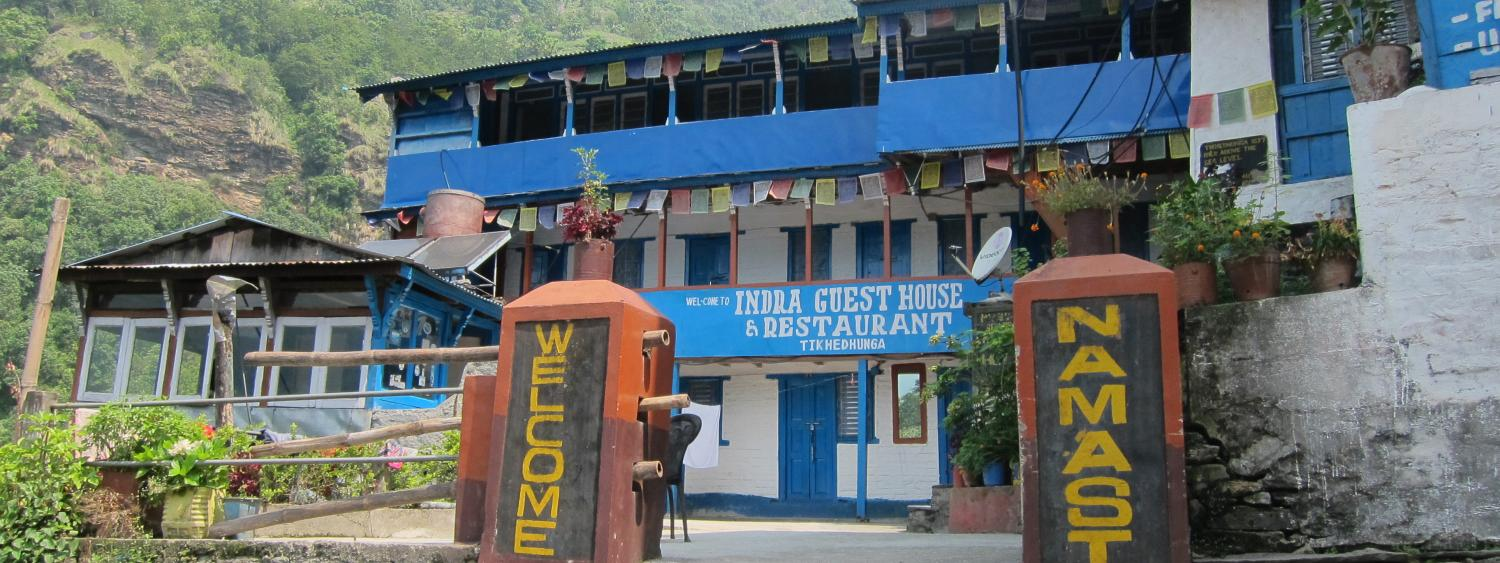 India Guest House & Restaurant