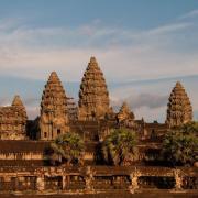 13th Century Angkor Stone Buildings