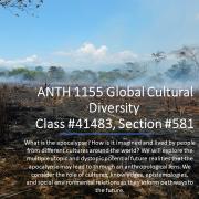 ANTH 1155 Global Cultural Diversity Promo Slide