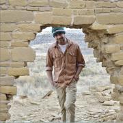 Rob Weiner Under to a Rock Formation