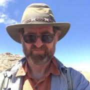 Scott Ortman in the field