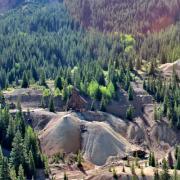 Papua New Guinea Gold Mine