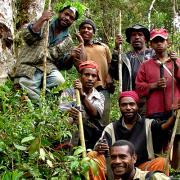 Papua New Guinea in the Field