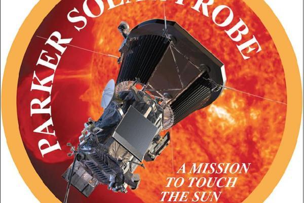 Parker Solar Probe mission patch