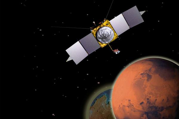 Martian Upper Atmosphere